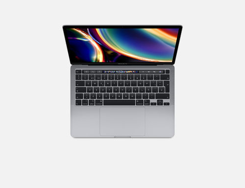 "Apple MacBook Pro 13"" 512GB, 2 GHz, Touch Bar y Touch ID (05-2020) (Gris espacial o Plata)"