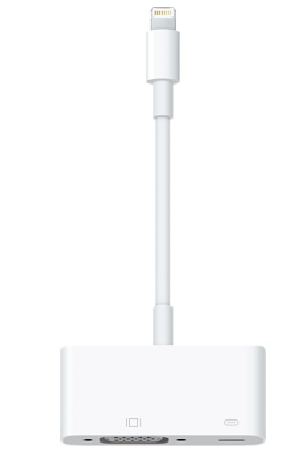 Apple Adaptador de Conector Lightning a VGA