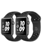 Apple Watch S3 Caja Gris Espacial de 38 o 42mm, GPS o Cellular. Correa Nike Sport antracita/negra