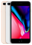 Apple Iphone 8 Plus Capacidades 64Gb o 256Gb -Color Plata, Oro, Gris espacial o Rojo