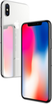 Apple Iphone X Capacidades 64Gb o 256Gb -Color Plata o Gris espacial
