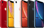 "Apple Iphone XR 6,1"" Capacidad 64Gb, 128Gb o 256Gb-Color Blanco, Negro, Azul, Amarillo, Coral o Rojo"