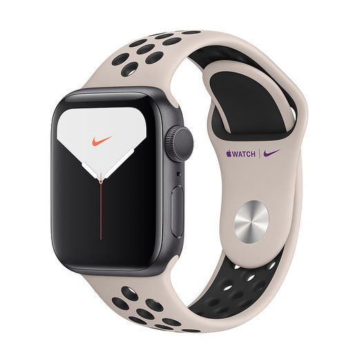 Apple Watch S5 Nike,Caja de aluminio en Gris de 40mm o 44mm, GPS o Cellular. 10 Correas a elegir